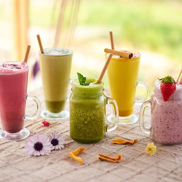 Smoothies & Zumos Naturales